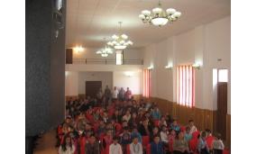 Inaugurare Camin Cultural Bozioru